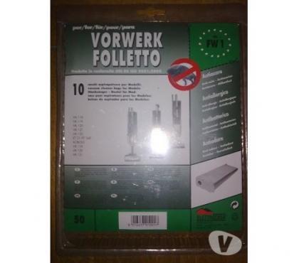 Foto di Vivastreet.it 10 sacchetti FW1 per aspirapolvere Vorwerk Folletto