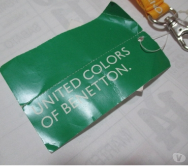 Foto di Vivastreet.it Laccio portachiavi o smart UNITED COLOR OF BENETTON colore g