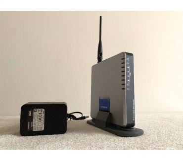 Foto di Vivastreet.it Modem router adsl Linksys