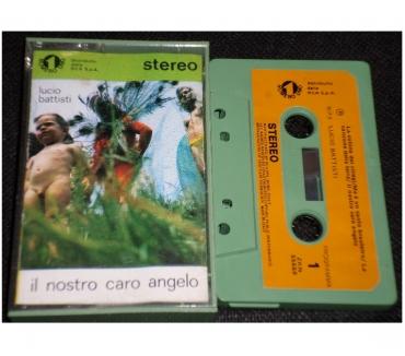 Foto di Vivastreet.it LUCIO BATTISTI - Il Nostro Caro Angelo - TapeAlbum,cassetta,