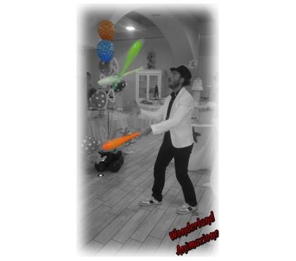 Foto di Vivastreet.it spettacolo di magia - bolle di sapone - giocoleria