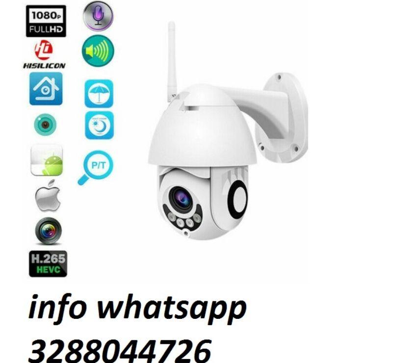 Foto di Vivastreet.it Telecamera wifi ip mini speed dome da esterno ip66 2 mpx 108
