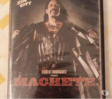 Foto di Vivastreet.it DVD machete regia di Robert Rodriguez