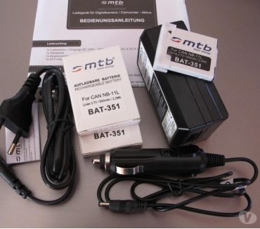 Foto di Vivastreet.it MTB DIGI CHARGER DCL-638 CAN-NB 11L +2 BATT. LI-ION