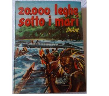 Foto di Vivastreet.it 20.000 leghe sotto i mari di Jules Verne, 1956, Salani