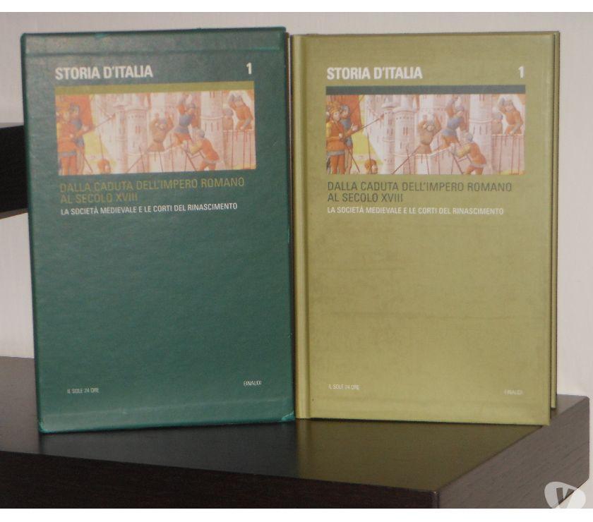 Foto di Vivastreet.it STORIA D'ITALIA Vol. 1°, GIULIO EINAUDI EDITORE 2005.