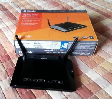 Foto di Vivastreet.it Modem Router ADSL2+ D-LINK DSL-25740B Vendo modem Router ADS