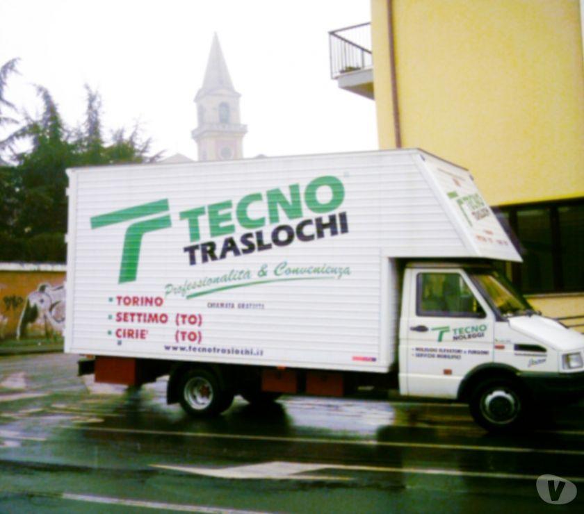 """trasporti e traslochi Torino e provincia Settimo Torinese - Foto di Vivastreet.it NOLEGGIO FURGONE PER TRASLOCO """" FAI DA TE"""""""