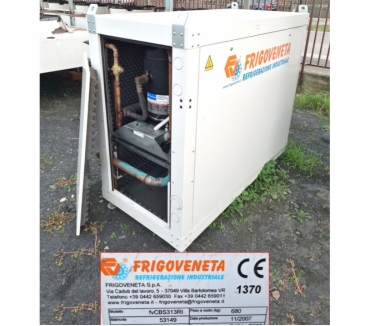 Foto di Vivastreet.it centrale freezer BT 18+18+18hp usata