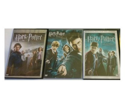 Foto di Vivastreet.it Harry Potter collezione Dvd 4-6