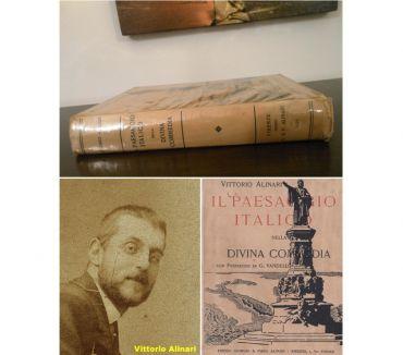 Foto di Vivastreet.it IL PAESAGGIO ITALICO NELLA DIVINA COMMEDIA, V. ALINARI, 1921