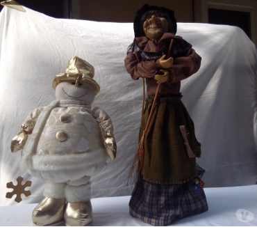 Foto di Vivastreet.it Pupazzo di neve e befana