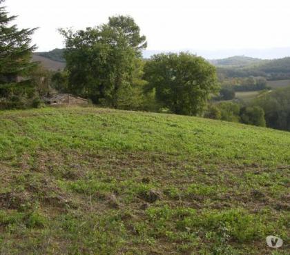 Foto di Vivastreet.it Rif.416 terreno con progetto vic. Sismano di Avigliano Umbro