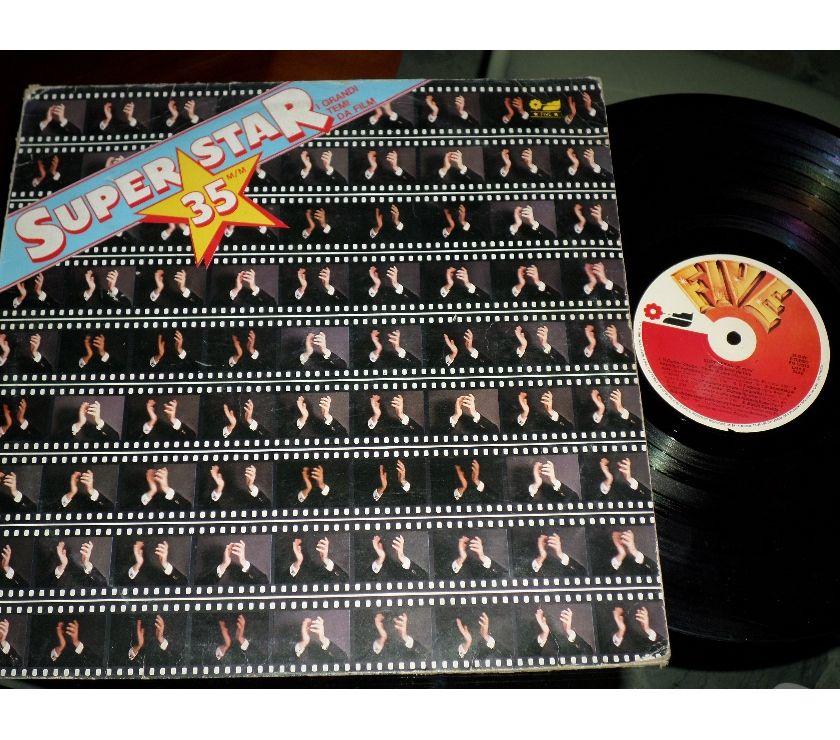 compact disc dvd e videogames Palermo e provincia Palermo - Foto di Vivastreet.it SUPERSTAR 35 MM - I Grandi Temi Da Film Soundtrack - LP33
