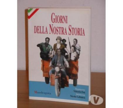 Foto di Vivastreet.it GIORNI DELLA NOSTRA STORIA, Ed. La Mandragora 1997.