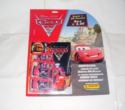 Foto di Vivastreet.it Panini 2011 - CARS 2