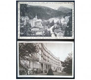 Foto di Vivastreet.it Austria_Salzburg 2 cartoline bn FP VG