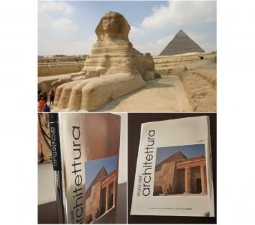 Foto di Vivastreet.it Storia dell'architettura 1.egitto, LA BIBL. DI REPUBBLICA.