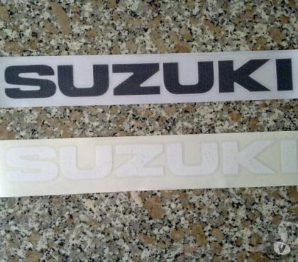 Foto di Vivastreet.it Vendo scritta adesiva SUZUKI per tutti modelli di SJ Samurai