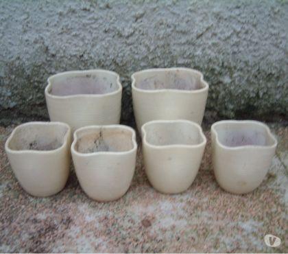Foto di Vivastreet.it Vasi da fiori in ceramica rigata