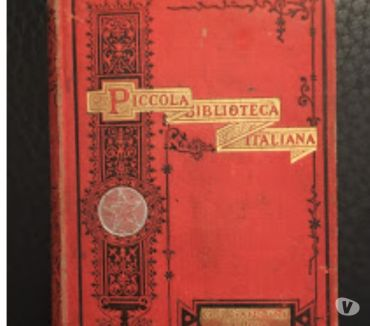 Foto di Vivastreet.it Volumetto Piccola Biblioteca Italiana