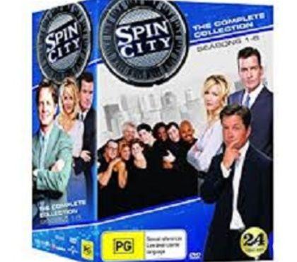 Foto di Vivastreet.it Dvd originali serie tv SPIN CITY 6 stagioni