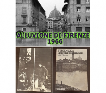 Foto di Vivastreet.it FIRENZE i giorni del diluvio, Sansoni Editore Firenze 1966.