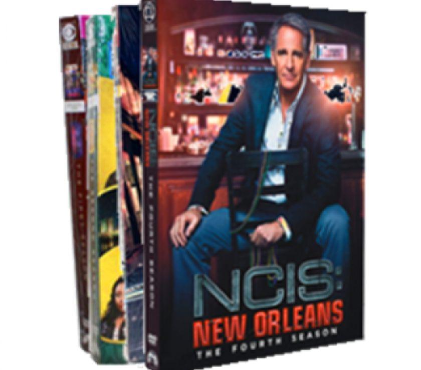 Foto di Vivastreet.it Dvd originali serie tv NCIS NEW ORLAENS 4 stagioni