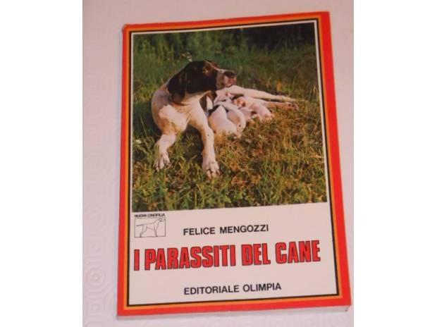 Foto di Vivastreet.it I parassiti del cane, Editoriale Olimpia 1981.