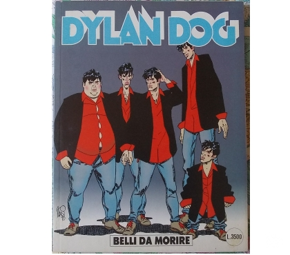 Foto di Vivastreet.it Dylan Dog originale dal n. 53 al n. 293
