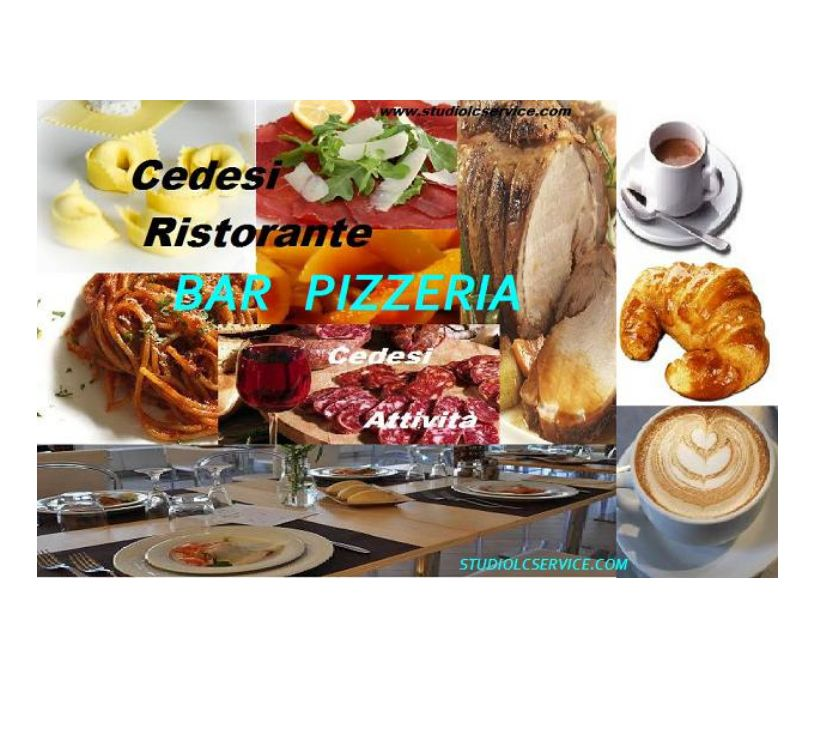 attività commerciali in gestione Milano e provincia Milano - Foto di Vivastreet.it Ristorante Bar Pizzeria - Hinterland Est SS11 Padana Sup.