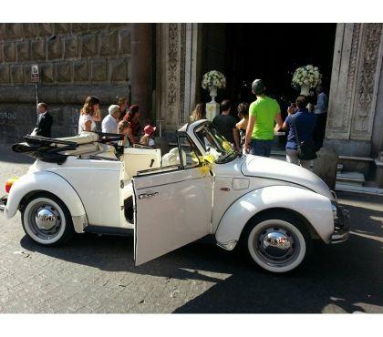 Foto di Vivastreet.it Auto Matrimoni Maggiolone Cabrio 0815604969