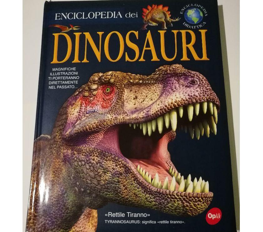 Foto di Vivastreet.it Libro Enciclopedia dei Dinosauri