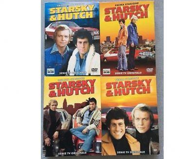 Foto di Vivastreet.it Dvd originali serie tv STARSKY & HUTCH 4 stagioni
