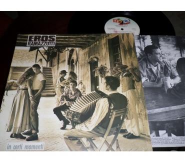 Foto di Vivastreet.it EROS RAMAZZOTTI - In Certi Momenti - LP 33 giri 1987 Italy