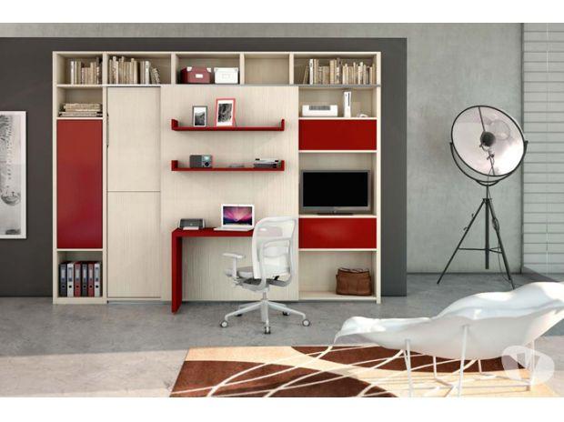LETTI A SCOMPARSA System 2 LIVE in vendita Napoli - Vendita mobili usati