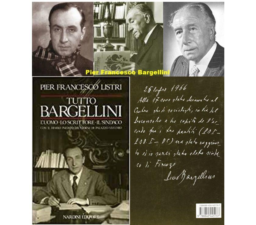 Foto di Vivastreet.it Tutto Bargellini, Pier Francesco Listri, Nardini Editore1989