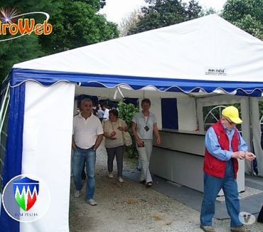 Foto di Vivastreet.it Gazebo, Tendone, Tenda Party 3 x 4 per Giardino Uso Pubblic