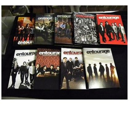 Foto di Vivastreet.it Dvd originali serie tv ENTOURAGE 8 stagioni