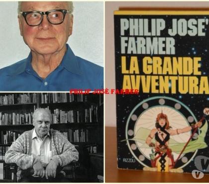 Foto di Vivastreet.it LA GRANDE AVVENTURA, PHILIP JOSE' FARMER, Rizzoli 1989.