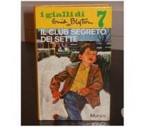 Foto di Vivastreet.it IL CLUB SEGRETO DEI SETTE N. 1, ENID BLYTON, MURSIA 1974.