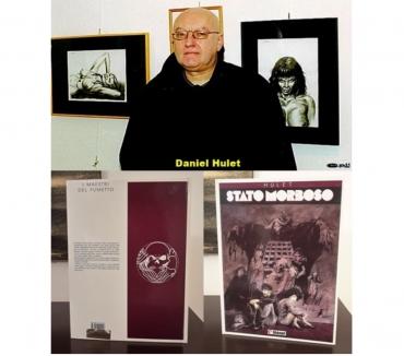 Foto di Vivastreet.it STATO MORBOSO, DANIEL HULET, Editore: Glénat ITALIA 1989.