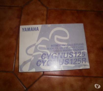 Foto di Vivastreet.it yamaha cygnus libretto uso e manutenzione