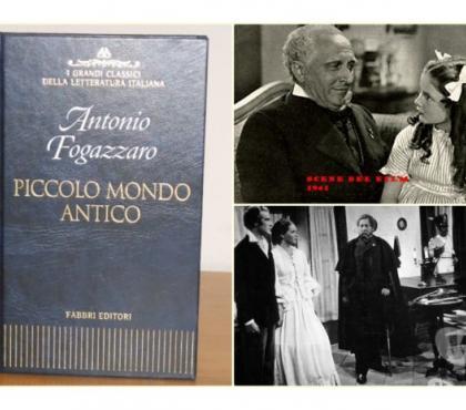 Foto di Vivastreet.it PICCOLO MONDO ANTICO, A. Fogazzaro, FABBRI EDITORE 1995.