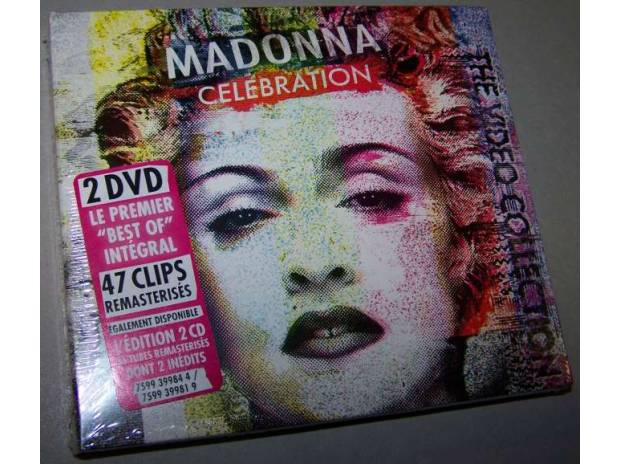 Foto di Vivastreet.it Madonna Celebration DVD Doppio 2 DVD Digipak Sigillato
