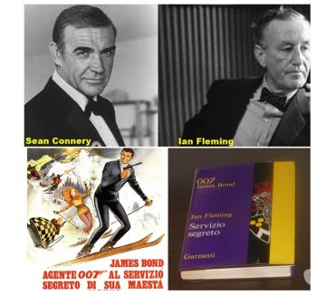 Foto di Vivastreet.it Servizio segreto, 007 James Bond, Ian Fleming,