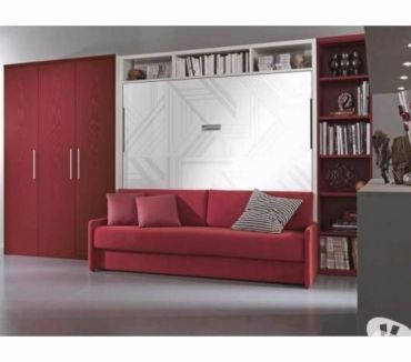 Foto di Vivastreet.it LETTO A SCOMPARSA con divano S1119-LETTI A ROMA