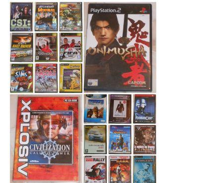 Foto di Vivastreet.it Videogiochi PC Game - Da collezione Lotto n. 20.