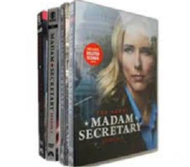 Foto di Vivastreet.it Dvd originali serie tv completa MADAM SECRETARY 4 stagioni