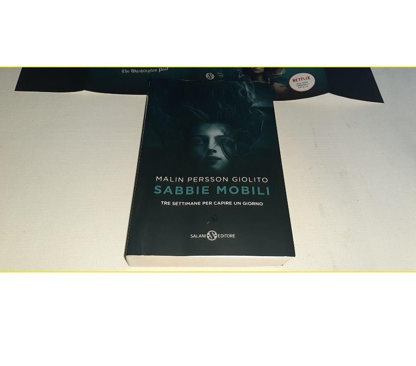 Foto di Vivastreet.it Libro Sabbie mobili Tre settimane per capire un giorno - Mal